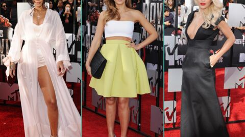 PHOTOS MTV Movie Awards 2014 : les plus beaux looks de la cérémonie
