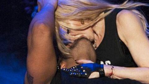 Drake commente sa grimace après avoir été embrassé par Madonna à Coachella