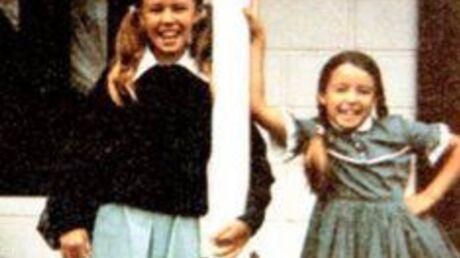 PHOTO Qui sont ces deux fillettes devenues des chanteuses célèbres (enfin surtout une)