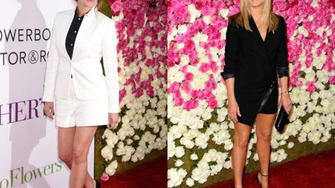 PHOTOS Julia Roberts et Jennifer Aniston exhibent leurs jolies jambes, Ashley Tisdale en montre trop