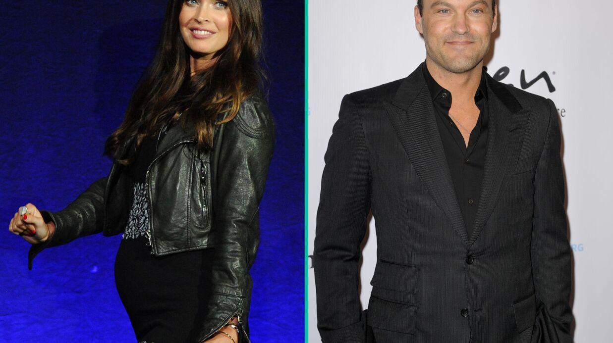Enceinte, Megan Fox loue une maison avec Brian Austin Green alors qu'ils devaient divorcer