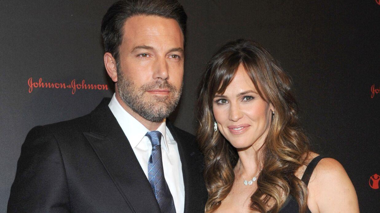 Ben Affleck et Jennifer Garner: cette fois, ils divorcent