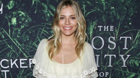 Sienna Miller refuse de parler de sa relation avec Brad Pitt