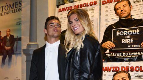 PHOTOS Julien Castaldi sortie en amoureux avec sa chérie Ludivine pour une première