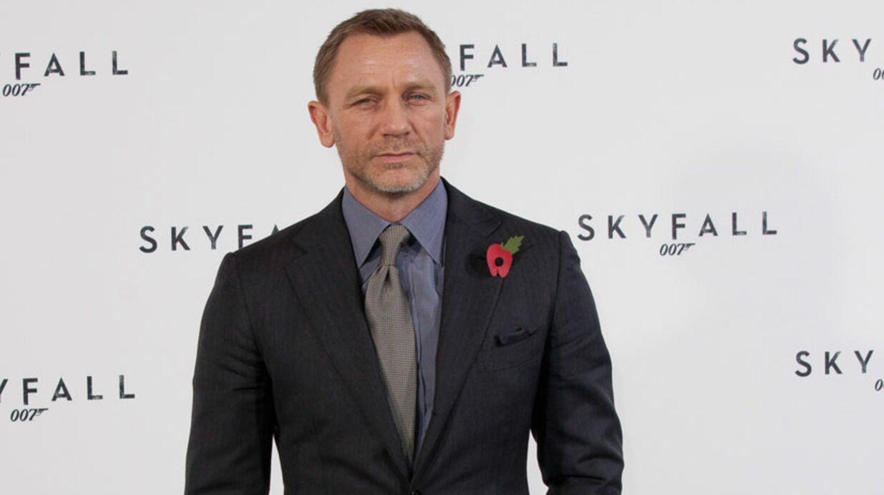 Daniel Craig furieux contre le dernier James Bond