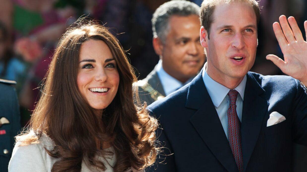 Kate et William: une action charitable en souvenir de Diana
