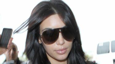 L'intimité de Kim bafouée