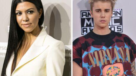 Surprise! Kourtney Kardashian et Justin Bieber flirtent ensemble