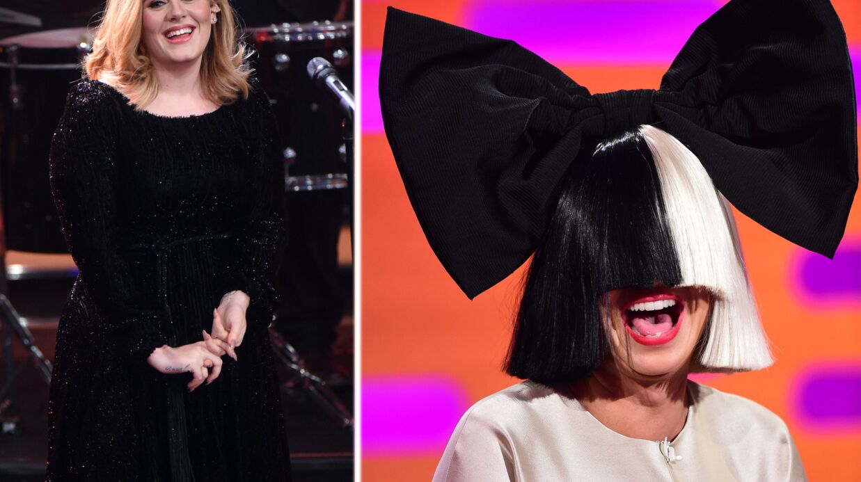 L'étonnant conseil de chant qu'Adele a donné à Sia