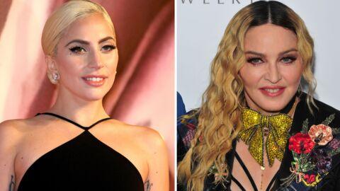 Lady Gaga fait la paix avec Madonna