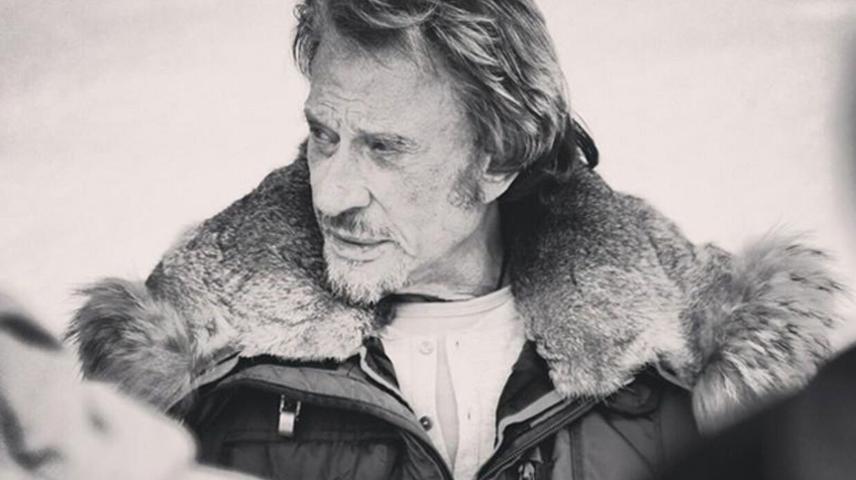 Johnny Hallyday offre le cachet de son prochain film à une association