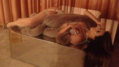PHOTOS Kim Kardashian poste des clichés très hot sur Instagram