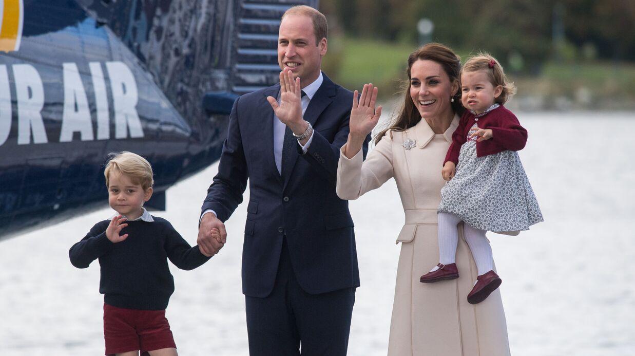 Kate Middleton et le prince William: comment ils comptent protéger George et Charlotte à Londres