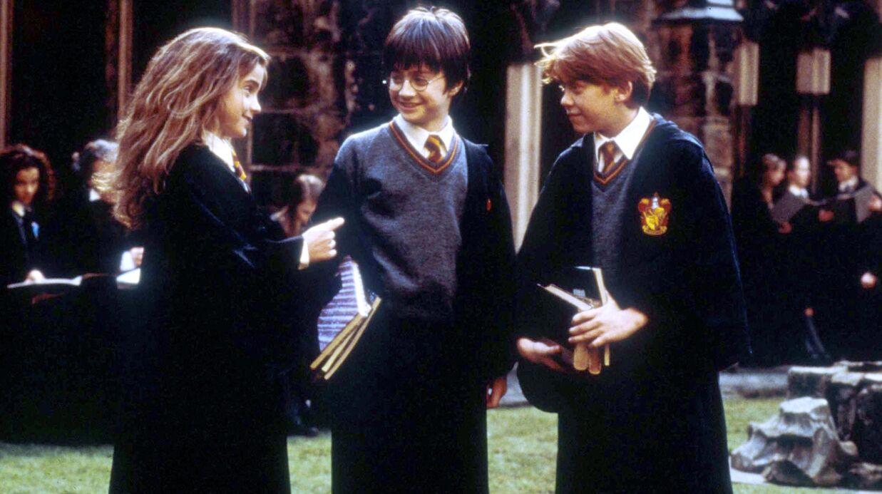 PHOTOS Harry Potter: les acteurs ont bien changé depuis le tout premier film