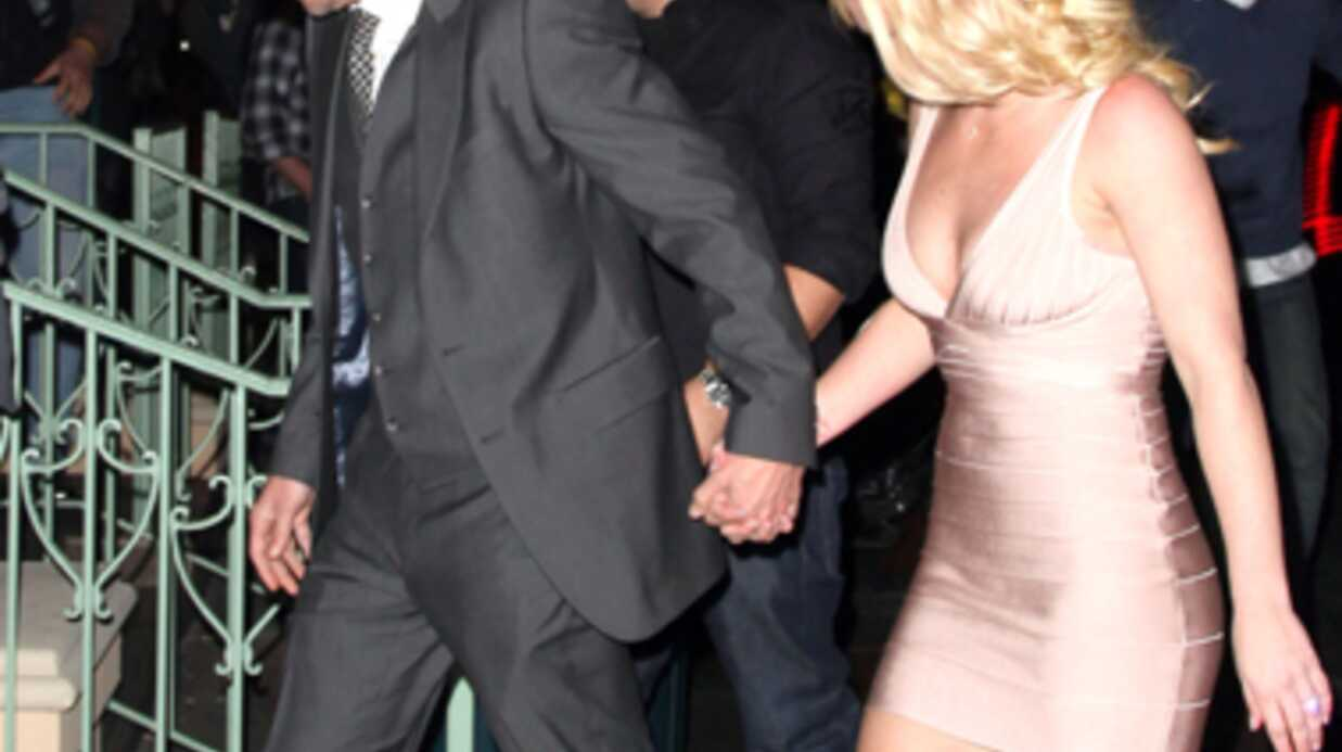 Britney Spears a rendu sa bague de fiançailles à 90 000 dollars