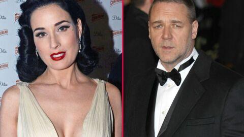 Russell Crowe serait en couple avec Dita Von Teese