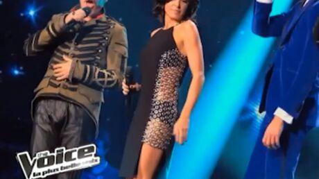 Jenifer: découvrez le prix de sa robe très sexy dans The Voice