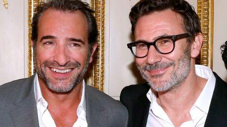 PHOTOS Jean Dujardin et Michel Hazanavicius réconciliés au dîner des révélations des César