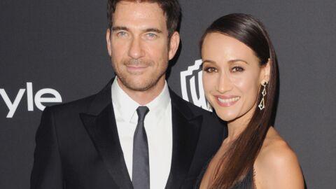 Dylan McDermott s'est fiancé avec Maggie Q