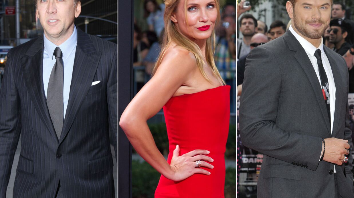 Razzie Awards 2015: Cameron Diaz, Nicolas Cage et Kellan Lutz en tête du pire d'Hollywood