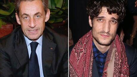 Louis Garrel: l'arrivée de Nicolas Sarkozy dans son cercle familial l'a rendu «parano»