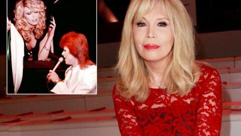 Amanda Lear raconte en détail sa folle histoire d'amour avec David Bowie