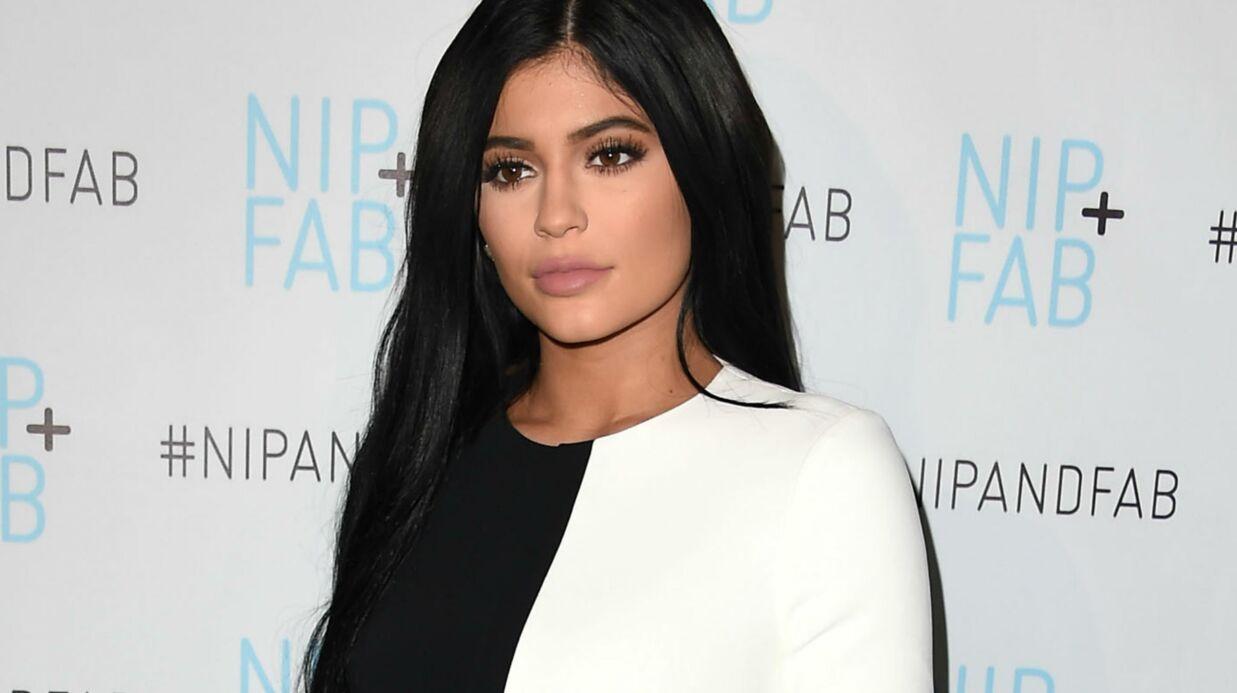 Kylie Jenner dévoile ses nouveaux rouges à lèvres