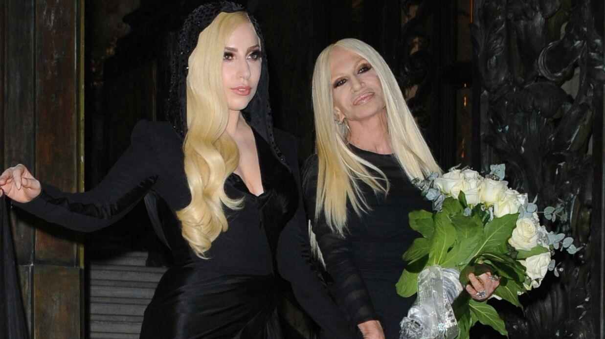 Lady Gaga refuse de jouer le rôle de Donatella Versace dans une série télé