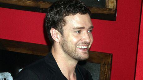 Justin Timberlake: invité au bal des Marines