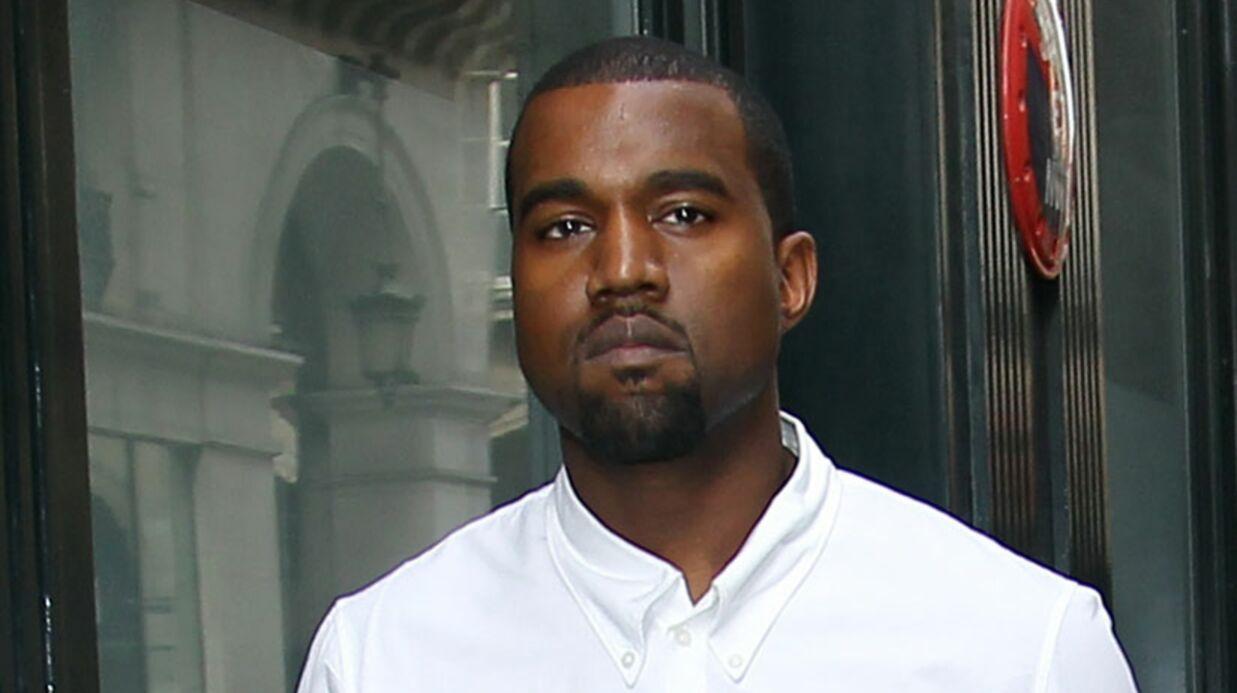 Kanye West vient de s'acheter un téléphone portable