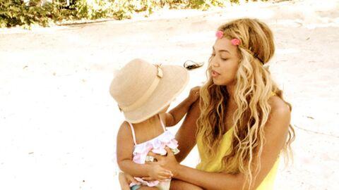 PHOTOS Beyoncé en bikini 70's: ses vacances avec Blue Ivy