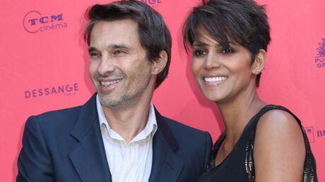 Premières photos du mariage en France d'Halle Berry et Olivier Martinez!