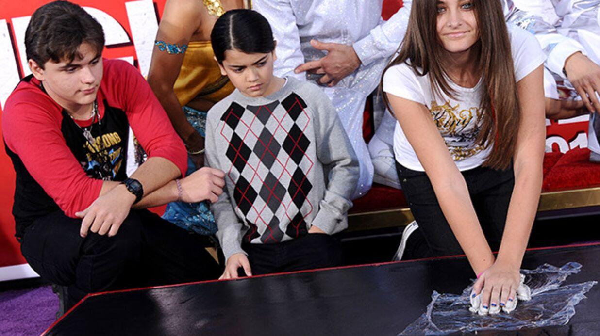 La fille de Michael Jackson est toujours «en danger»