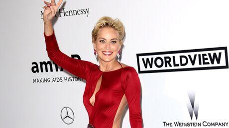 Sharon Stone: «Mes fesses sont du brie triple crème!»
