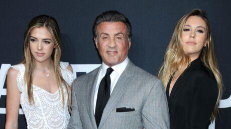 PHOTOS Sylvester Stallone: dans le Sud, ses filles lancent une compét' de bikinis