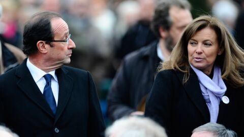 Une dispute entre Hollande et Trierweiler à l'origine du tweet