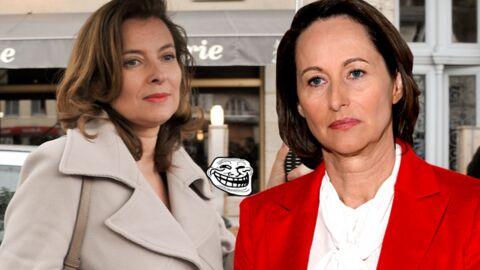 Valérie Trierweiler – Ségolène Royal: les secrets d'une guerre totale
