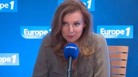 Valérie Trierweiler enfin heureuse dans son rôle de première dame