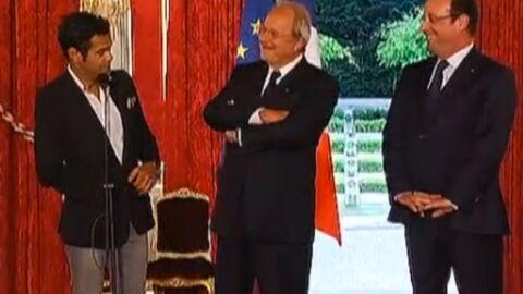 Jamel Debbouze regrette d'avoir comparé Nicolas Sarkozy à Joe Dalton