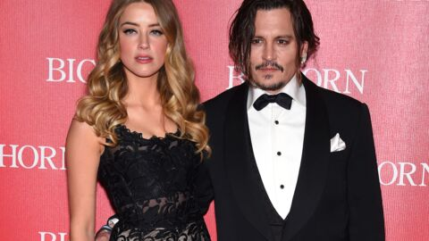 Amber Heard retire sa demande de pension alimentaire temporaire à Johnny Depp