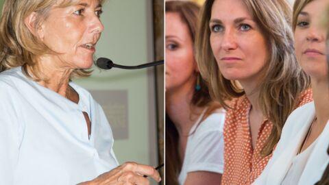 PHOTOS Claire Chazal: ses retrouvailles avec Anne-Claire Coudray, sa remplaçante au JT de TF1
