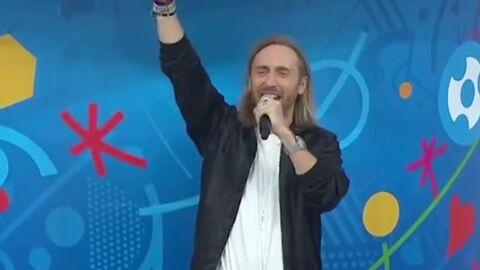 VIDEO La prestation de David Guetta pour le show de l'Euro 2016 parodiée: c'est très drôle