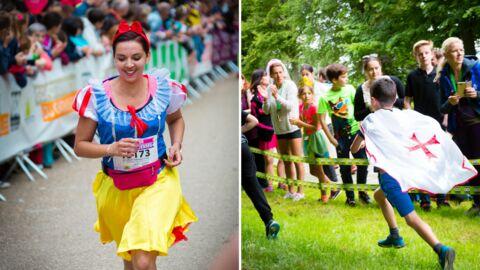 ÉVÉNEMENT: le Go Sport Running Tour au Château de Versailles