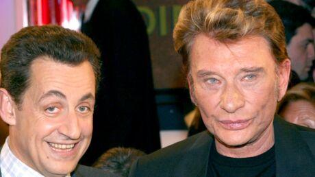 Johnny Hallyday restera ami avec Nicolas Sarkozy «toute sa vie»