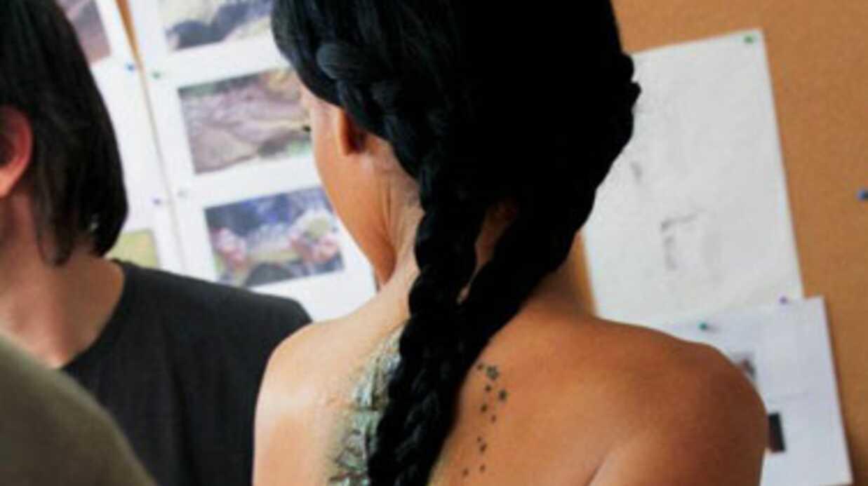 PHOTOS Rihanna: le making-of très hot de son dernier clip
