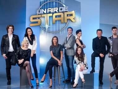 Les candidats et le jury d'Un air de star