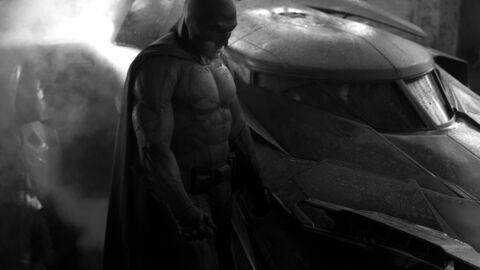 La première photo de Ben Affleck dans le costume de Batman