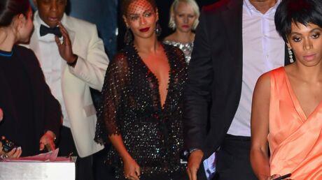 Solange Knowles réconciliée avec Jay-Z après la crise de nerfs
