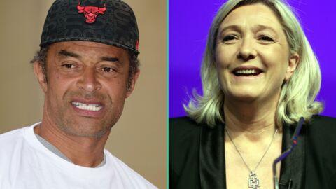 Yannick Noah perd son procès en appel contre Marine Le Pen