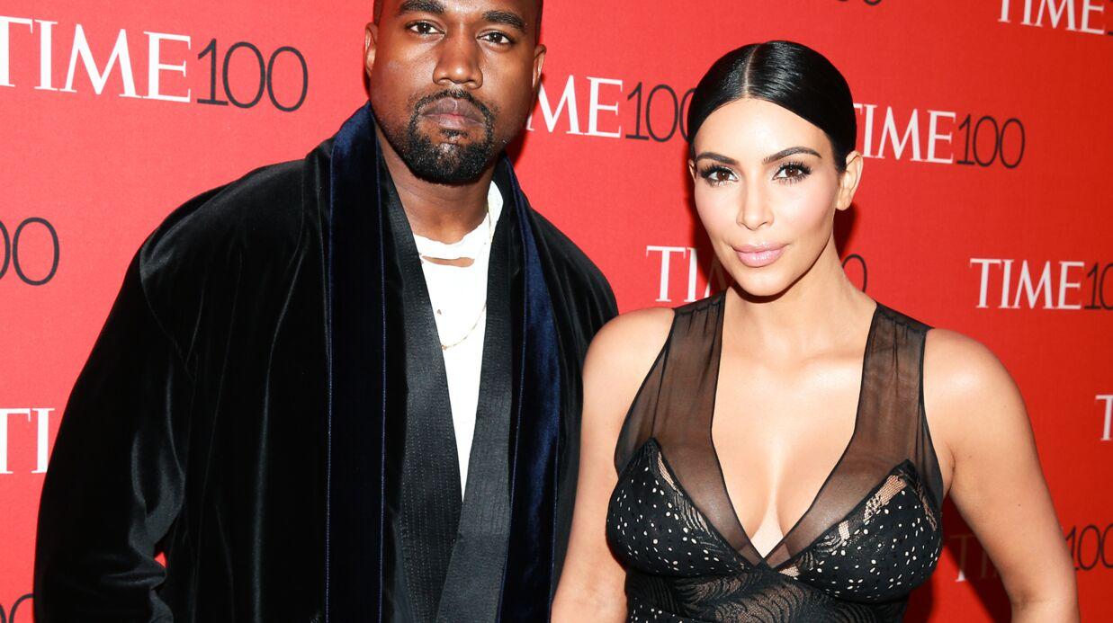 Kanye West aimerait louer la Tour Eiffel pour Kim Kardashian